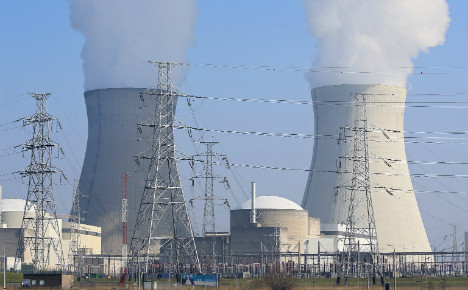Germany spars with Belgium over ageing nuclear plants