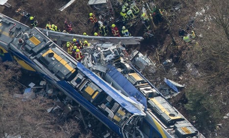 Train crash controller was playing phone game