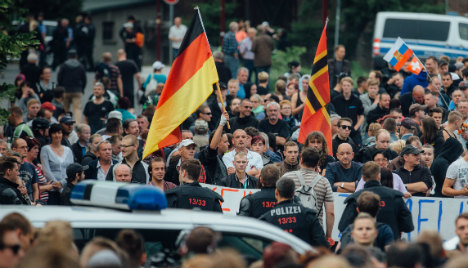 Far-right vigilantes could face terror charges