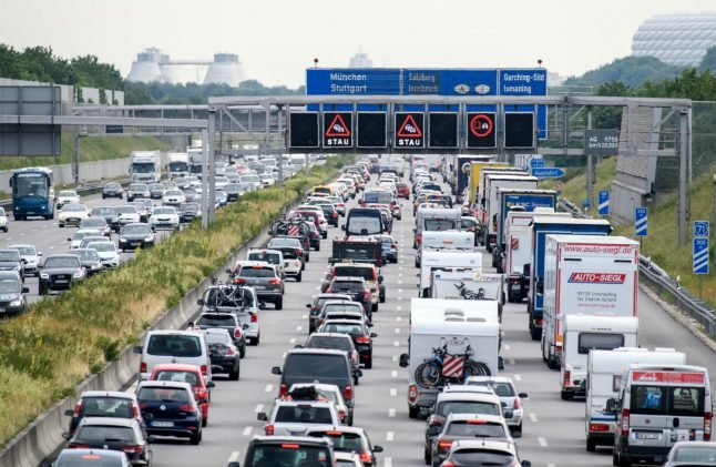 Eight things you never knew about the German Autobahn