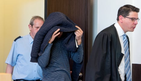 Man on trial in Germany for New Year's sex assault