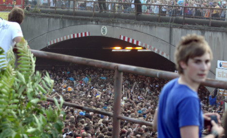 No trial for organizers of fatal 2010 Love Parade