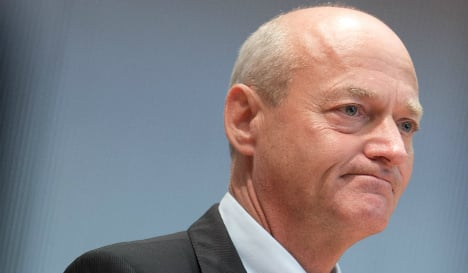 Berlin axes scandal-hit foreign spy chief