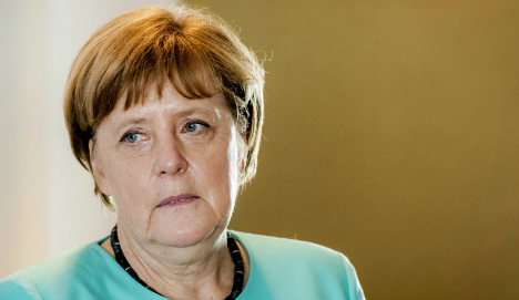 Merkel party at weakest point since 2011