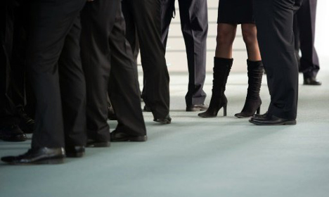 German female executives quota 'is a paper tiger'