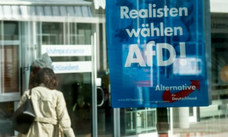 Muslims label AfD 'Nazis' over plan to ban minarets