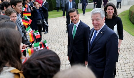 6 things you never knew linked Mexico and Germany