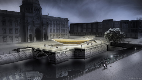 German Unity 'seesaw' monument cut due to costs