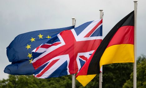 Four-fifths of Germans want Brits to stay in EU