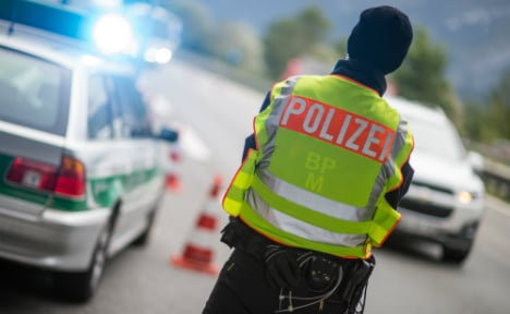 Germany 'could lift border controls in May'