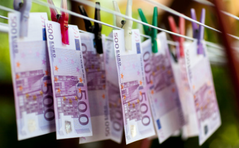 Over €100 billion laundered in Germany every year: report