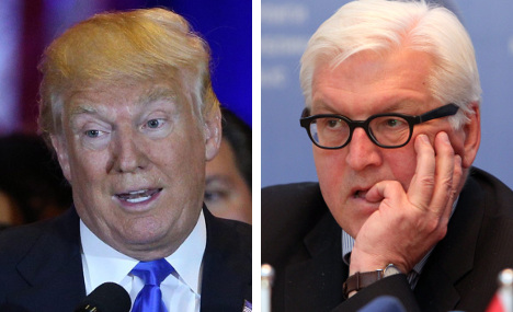 Germany scratches head over Trump's zany foreign policy