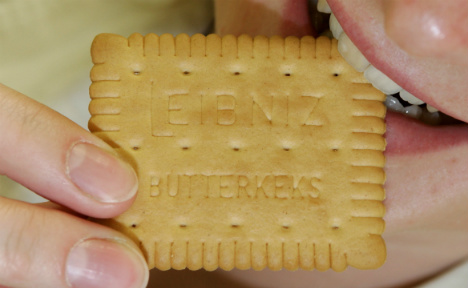 Germany's most famous biscuit celebrates 125 years