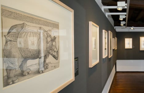 Dürer collection tainted by Nazi past opens in Nuremberg