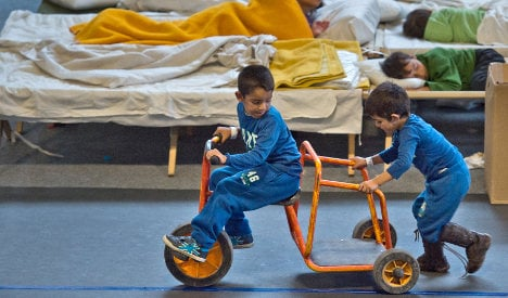 Nearly 6,000 refugee children missing in Germany