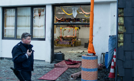 Teen 'Salafists' arrested over bomb attack on Sikh temple