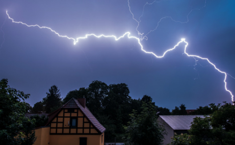 North and east Germany next to face fierce storms