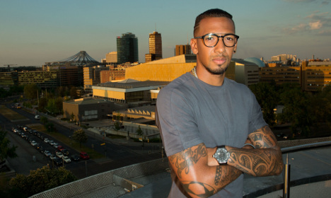 German populist party in race row over Boateng remarks