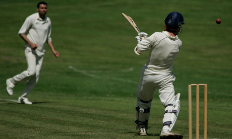 Refugee influx leads to German cricket boom