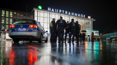 Officials 'tried to erase rape' from Cologne NYE report