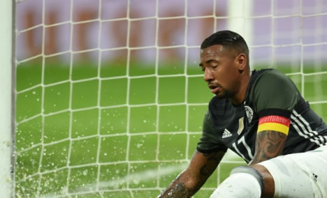 Battle over Boateng unmasks the racism of the AfD