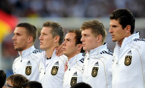 German squad target for terrorists at Euro 2016: police