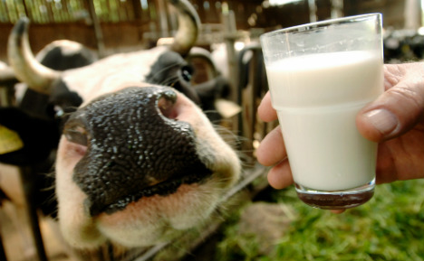 Dairy farms in crisis as milk now cheaper than water