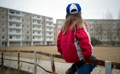 Every third child in Berlin now dependent on welfare