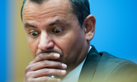 'I'm definitely not a paedophile': disgraced MP