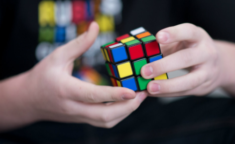 German firm fights years-long battle to crack Rubik's Cube