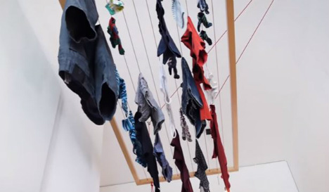 'Innovative' Germans finally discover Victorian drying rack