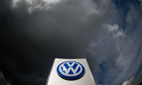 Germany's Schäuble attacks bonuses for crisis-hit VW