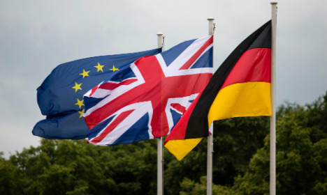 Almost half of Brits in Germany won't vote on Brexit
