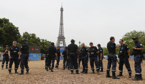 German President voices Euro 2016 security fears