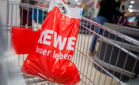 Supermarket giant Rewe ditches plastic bags for good