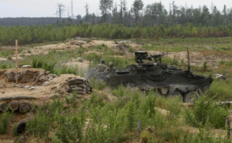 NATO couldn't stop Russian attack on Baltics: US general