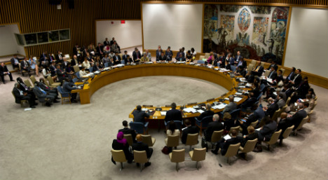 Germany seeks seat on UN security council