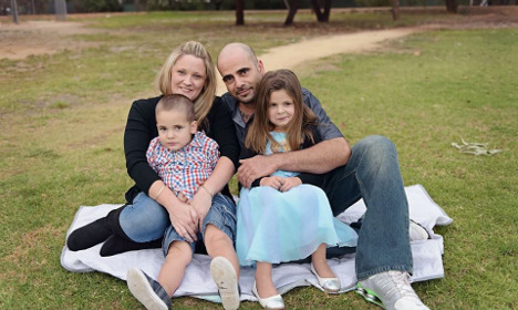 German clinic offers last hope to cancer-struck Aussie child