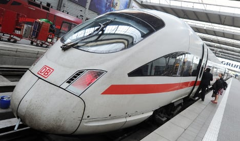 German Rail aims for driver-less trains in 5 years