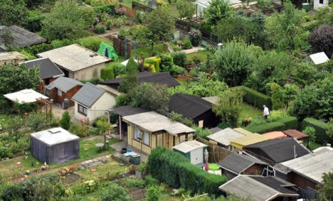 Berlin colony says no to more 'non-Germans' in its gardens