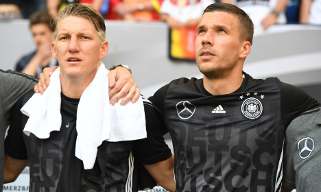 Foreign-based German players draw criticism at home