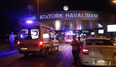 Flights from Berlin to Istanbul cancelled after terror attack