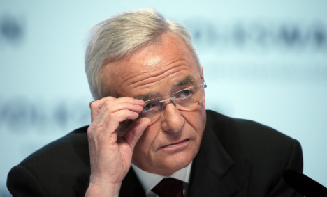 Ex-boss of VW being investigated for market fixing