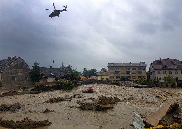 10 pictures that capture the tragedy wrought by the floods