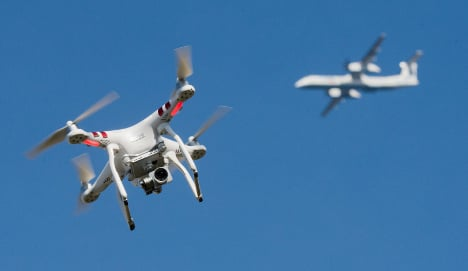Terrorists could use drones to attack football fans: police