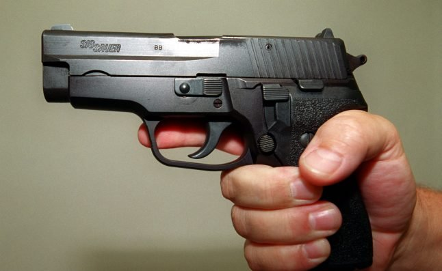 Five things to know about guns in Germany