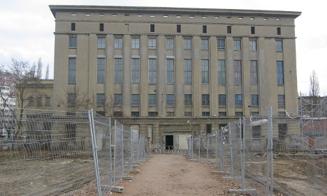 Website helps 'train' users to get into Berghain