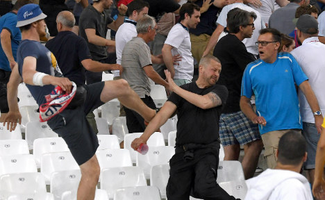 Russian hooligans jailed in Cologne for beating Spaniard