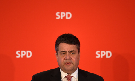 German vice-chancellor compares AfD to Nazis