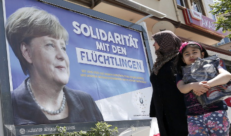 Turkey 'denying educated Syrians' travel to Germany